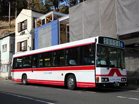 大井川鉄道 路線バス ・718