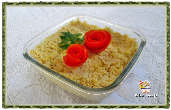 Arroz à piamontese 1
