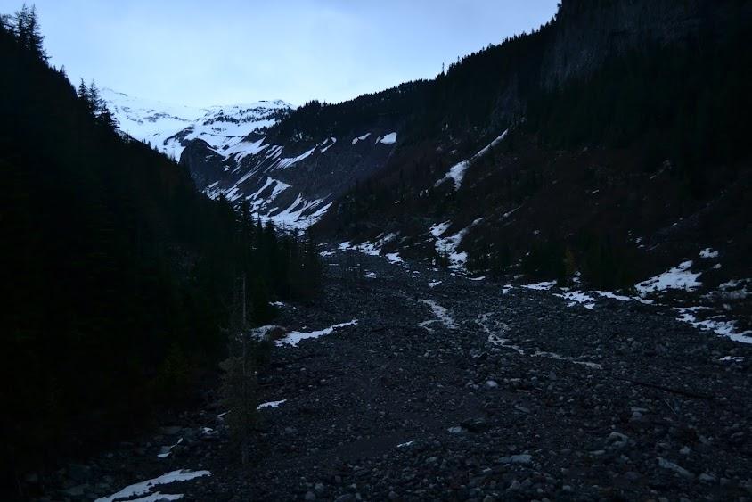 Гора Рейнир, штат Вашингтон (Mount Rainier, WA)
