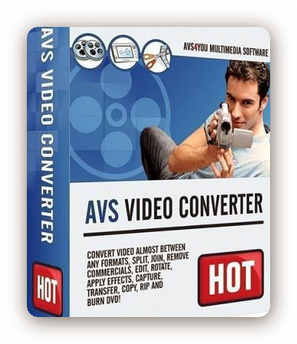 AVS Video Converter 8.3.3.535 Portable - Conversor de varios formatos