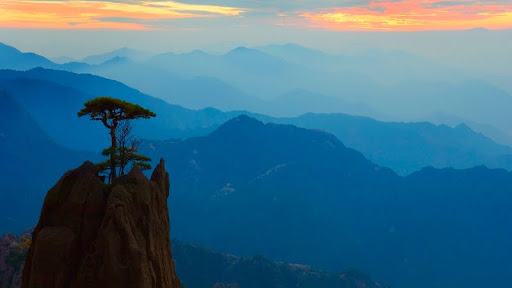 White Cloud Scenic Area, Huangshan, Anhui, China.jpg