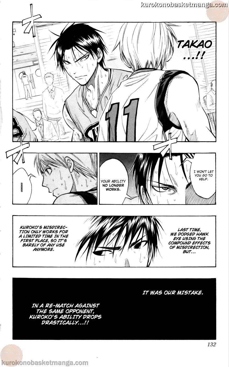 Kuroko no Basket Manga Chapter 87 - Image 06