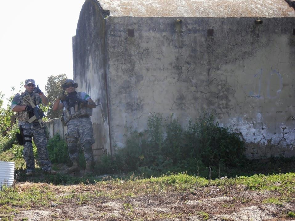 EL SANTUARIO. Fotos de la partida. 13-04-14 P4130060