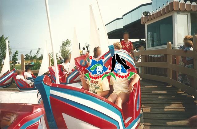 Les Caravelles de Mirapolis - septembre 1987