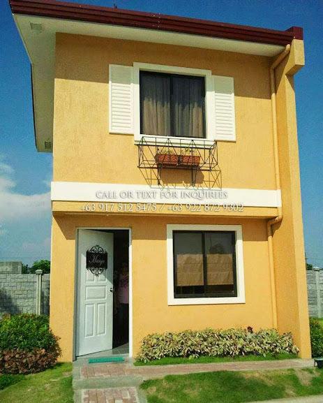 Camella Homes Camella Carson Marga House And Lot For Sale Daang Hari Bacoor Cavite