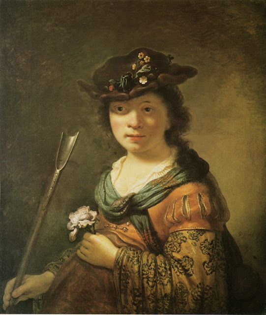Govert Flinck - Shepherdess