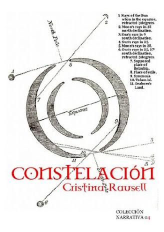 """Presentación del ebook """"Constelación"""" de Cristina Rausell"""