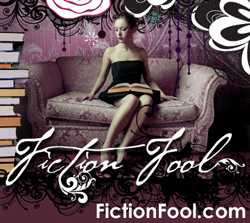 Fiction Fool button by Parajunkee
