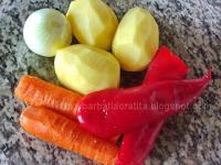 Rasol de peste cu legume preparare