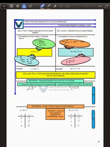 Noahs Math Blog Standard Form Recap