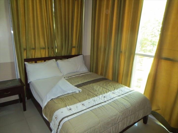 プリンセスマディソンホテル(アンヘレス)ベッド1