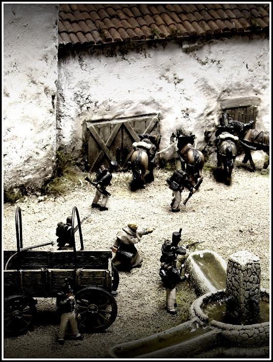 Batalla en el Pueblo