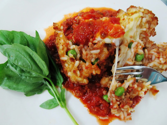 Arancini di Riso-Sicilian Rice Balls by Food and thrift