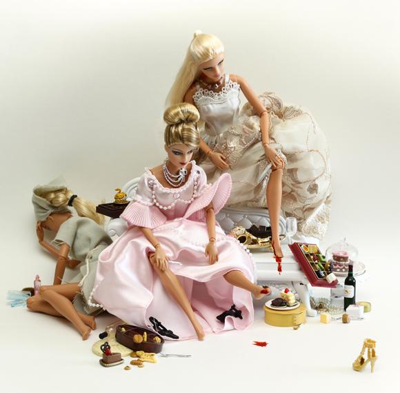 ArtHouse: Mariel Clayton and Barbie killed Ken ...