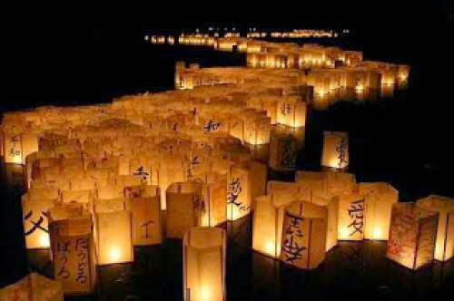 Japanese Lanterns The Deeper Significance