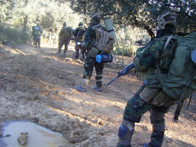 HDS en la Combat training DARK COMPROMISES DSCF7646