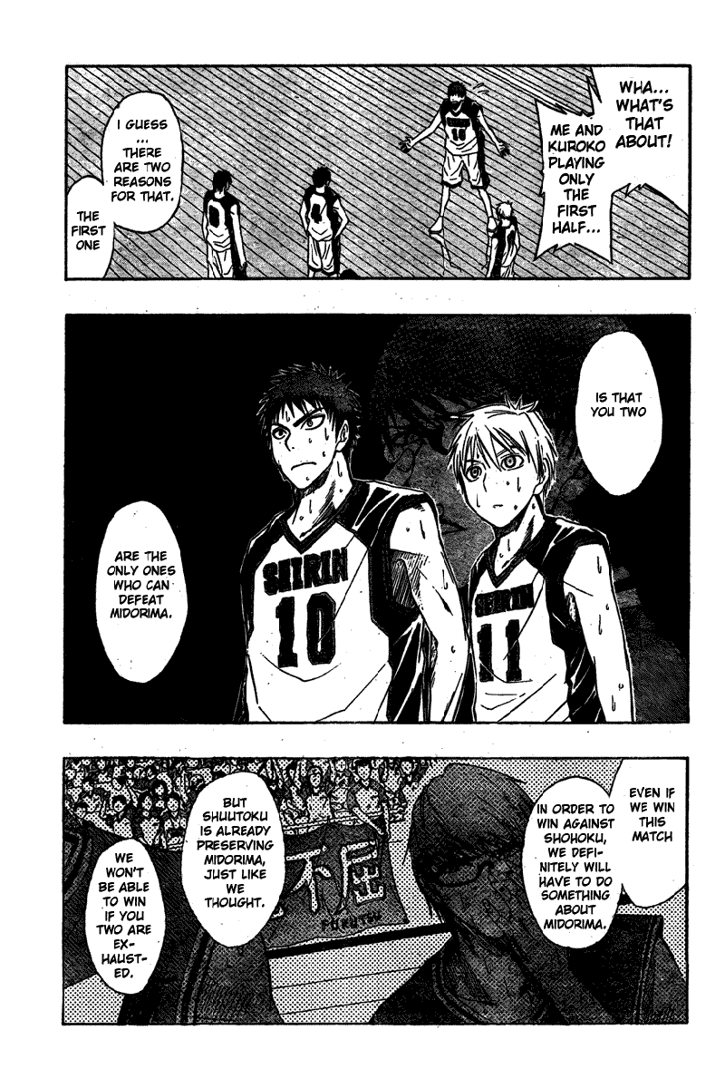 Kuruko no Basket Chapter 22 - Image 22-19