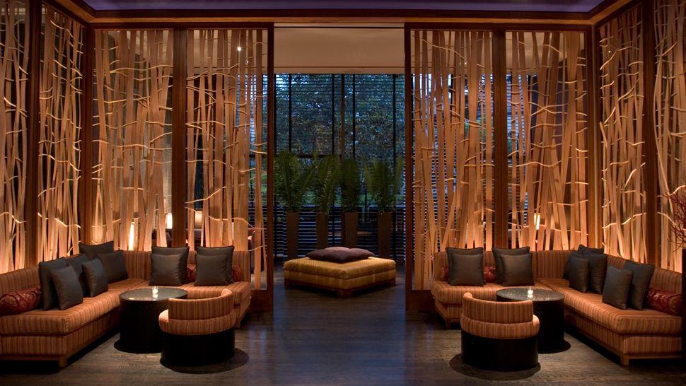 Zuniga interiors gilt city los angeles the w hotel for High end designer lighting