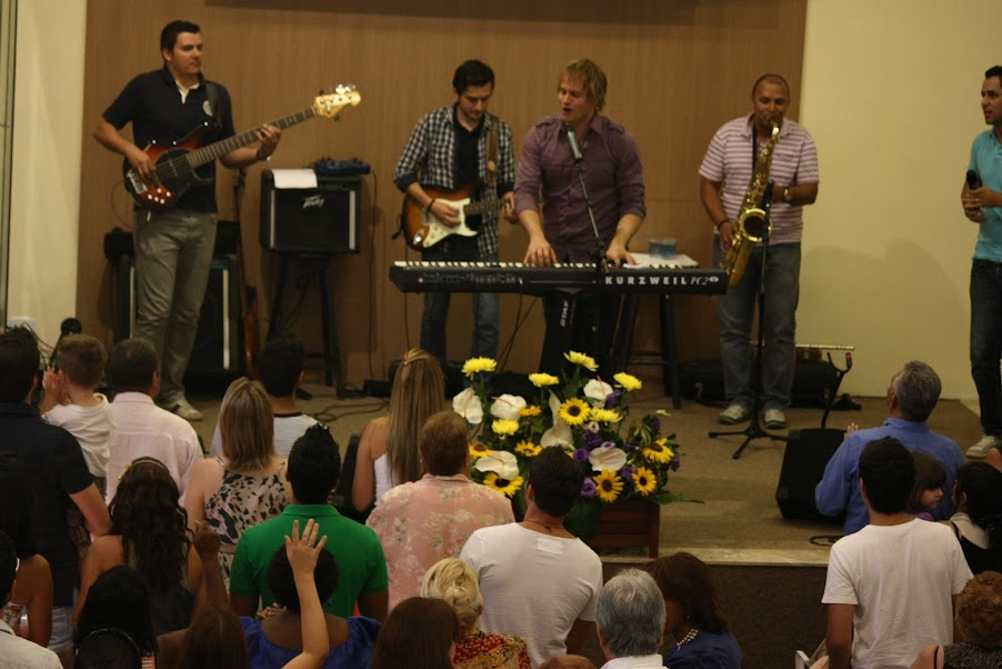 Ps Daniel in Porto Alegre