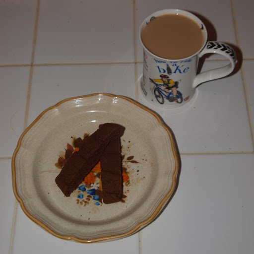 Sweet Thursdays' Biscottis and Tree City Coffee