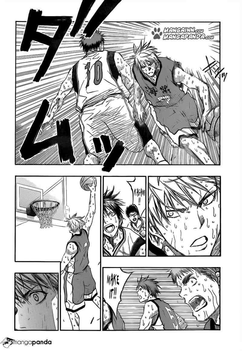 Kuroko no Basket Manga Chapter 198 - Image 14