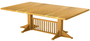 woodland conference table