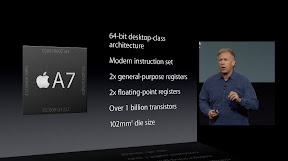 A7 Chip Apple Event 2013 Sep