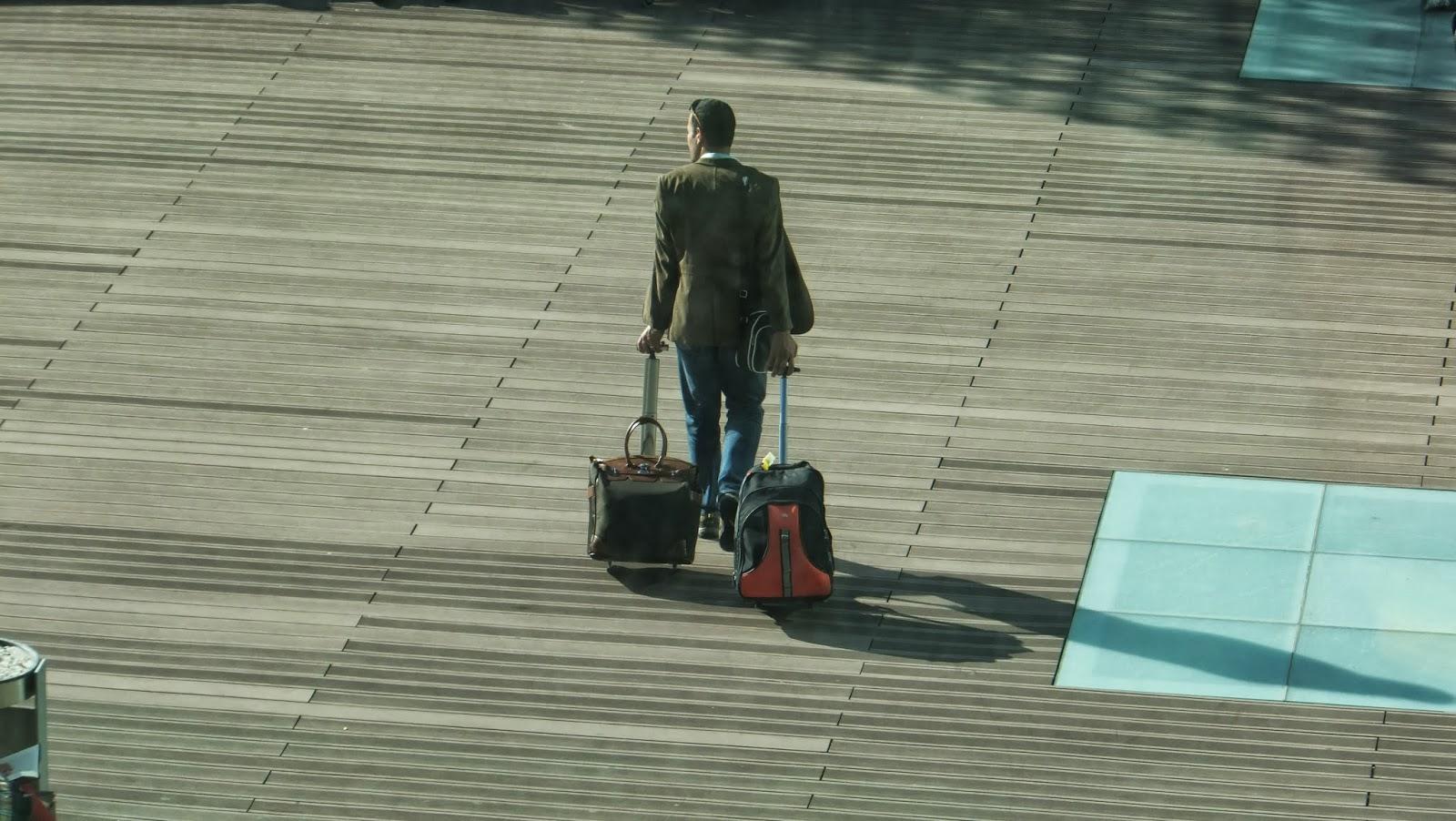 Aeropuerto El Prat, Barcelona, Elisa N, Blog de Viajes, Lifestyle, Travel