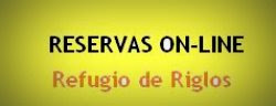 Reservas On-line. Refugio de Riglos