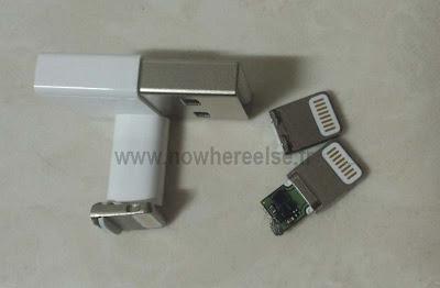 ¿Es este el nuevo conector dock del iPhone 5?