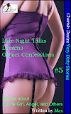Cherish Desire: Very Dirty Stories #5, Late Night Talks, Anime Girl, Blue, Theta, Dreams, Angel, Object Confessions 1, Max, erotica