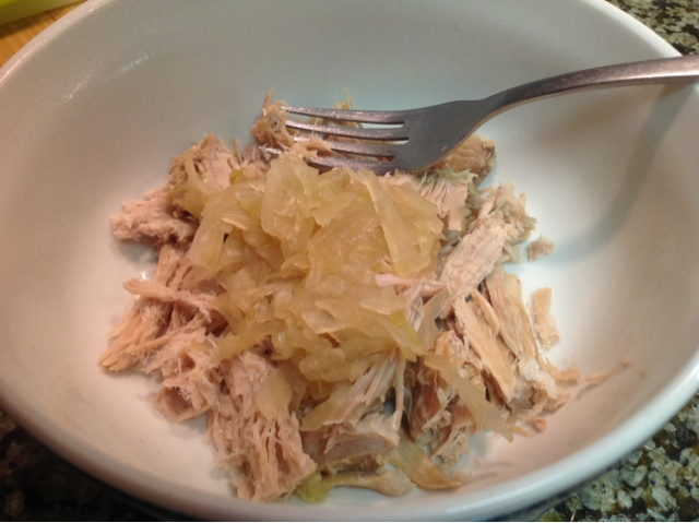 Paleo Pork Roast and Sauerkraut