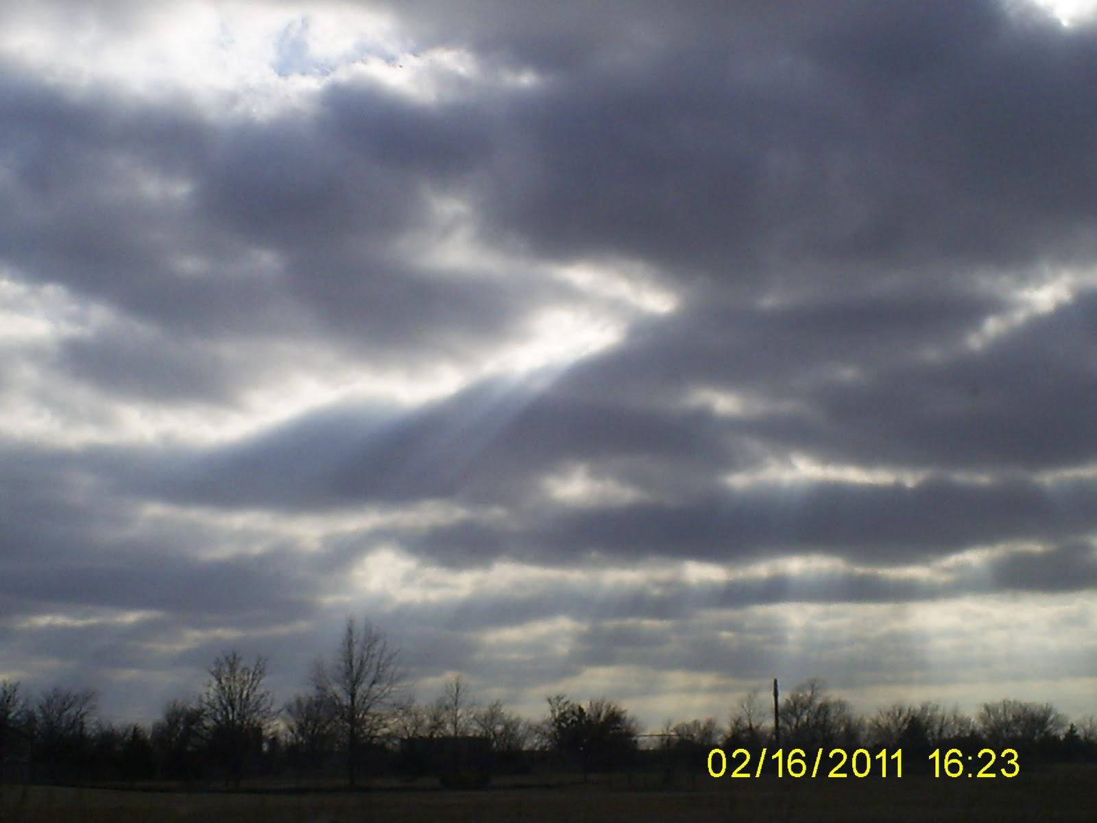 Southern Oklahoma Sky - SOS: Strange Oklahoma Sky