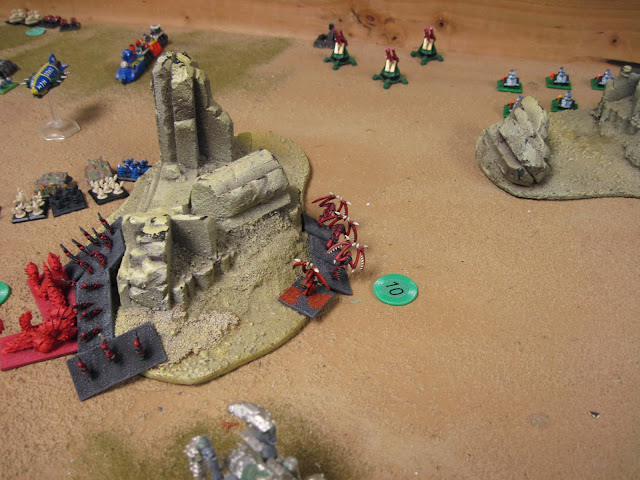 My Lictors, shortly before Bill shot them to pieces.