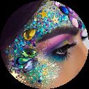 Trace Glitter