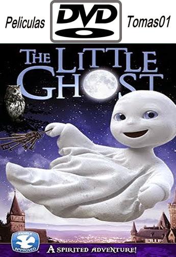 Las aventuras del pequeño fantasma (2013) DVDRip