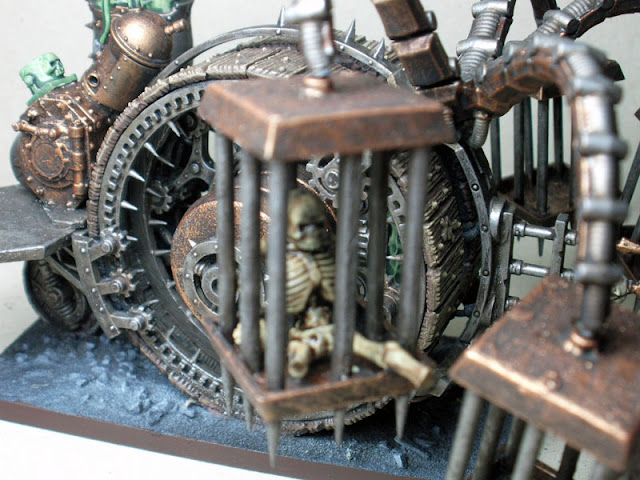 chaos - Black Dwarfs Engine of chaos SANY0757