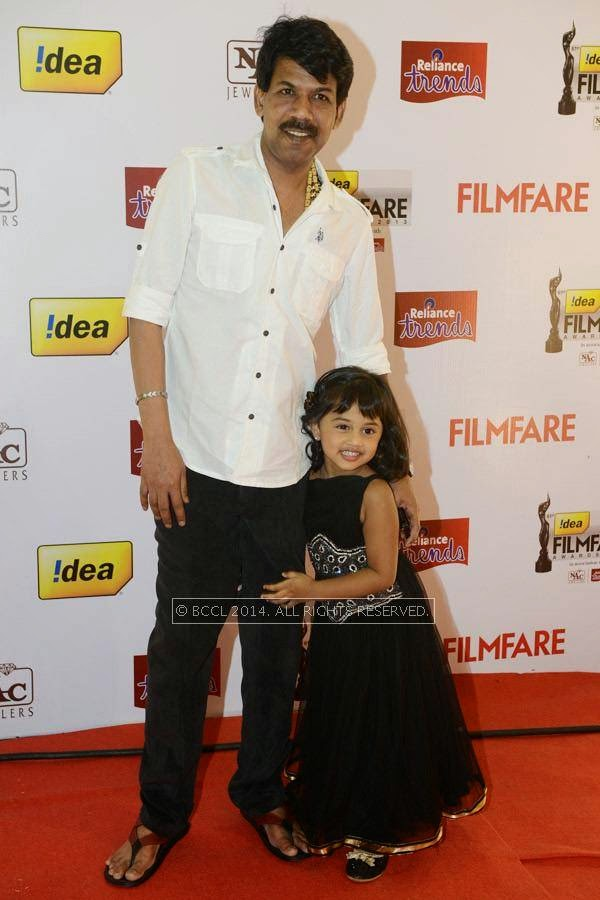 Bala during the 61st Idea Filmfare Awards South, held at Jawaharlal Nehru Stadium in Chennai, on July 12, 2014.