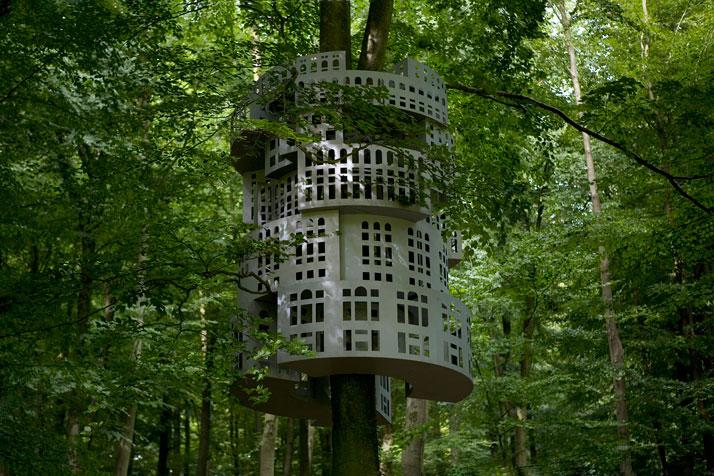 Bespoke Tree Houses Bespoke Bird Houses