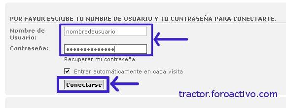 [AYUDA] Cómo comenzar en el foro: Registro y primer mensaje Registro4