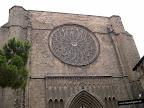 Iglesia gótica de Santa María del Pi