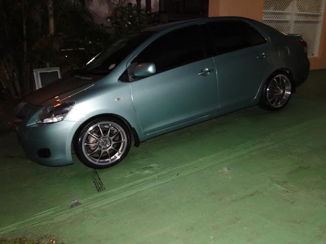 Toyota Belta Owners & Fan Club - DSC03338