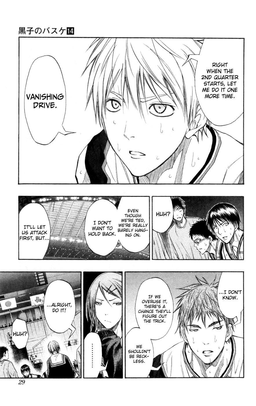 Kuroko no Basket Manga Chapter 119 - Image 4_029