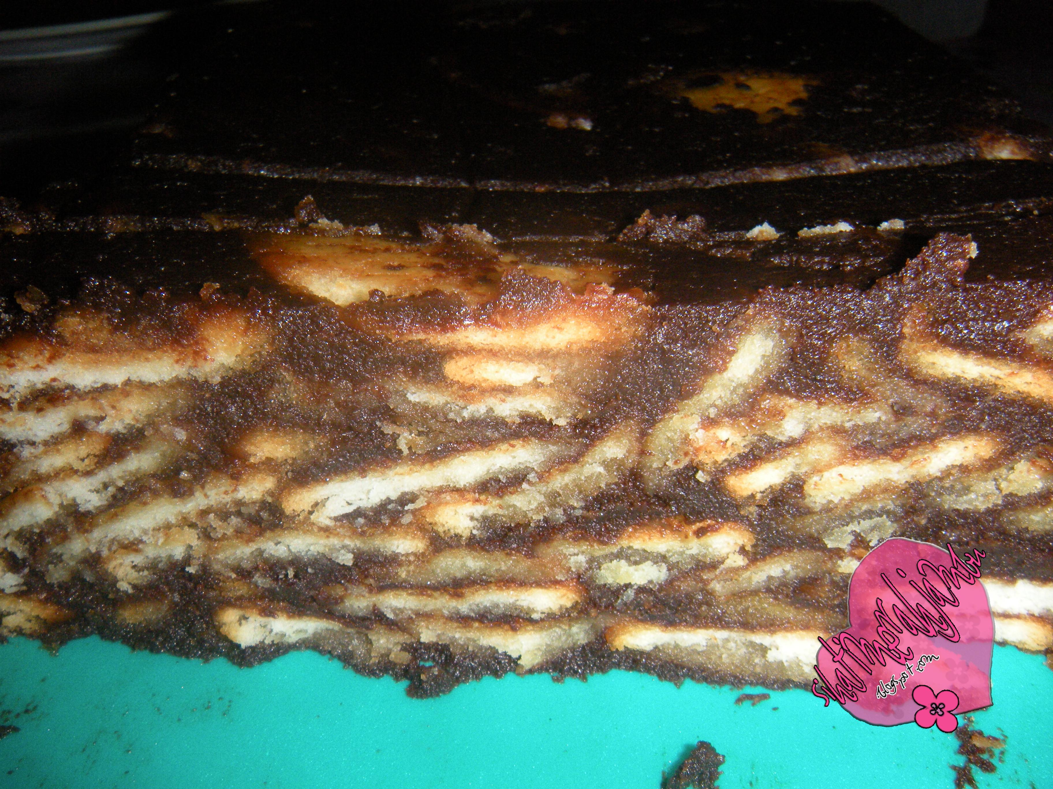 Resepi Kek Batik Sihatimerahjambu