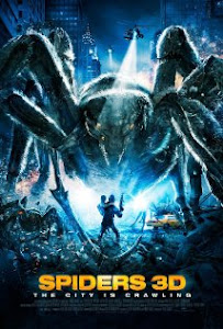 Nhện Khổng Lồ - Spiders poster