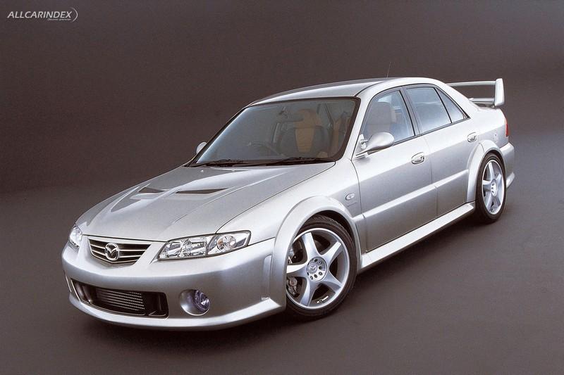 Mazda - 626 MPS