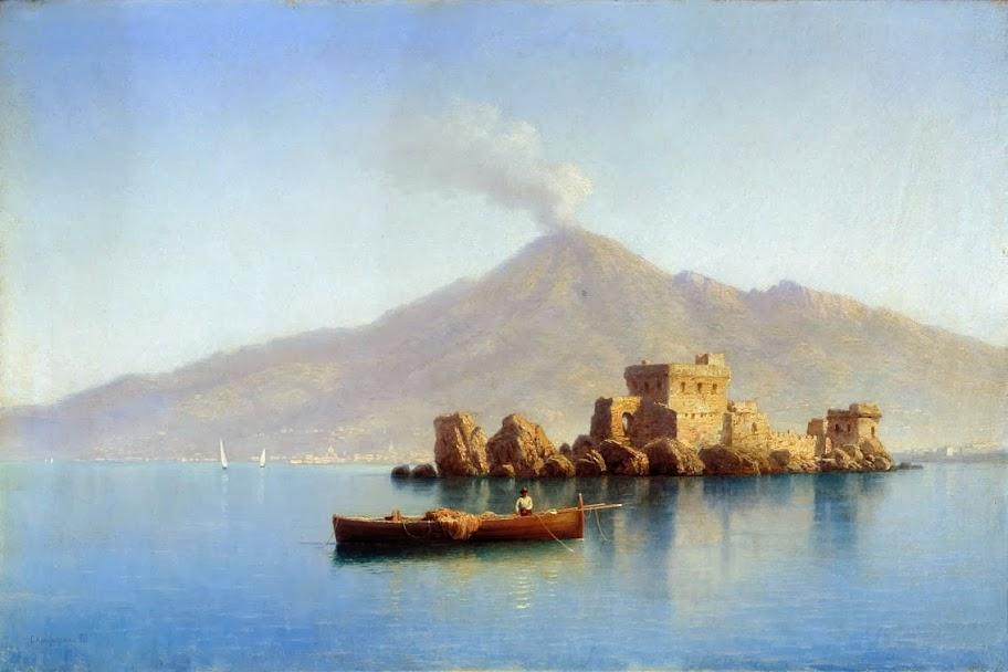 Gavril Kondratenko - Vesuvius