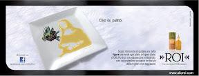 """Con """"Olio su piatto"""" (cliente Olio Roi) Federico Crespi & Associati vince l'Oro Regionale Assoluto al Premio Agorà"""