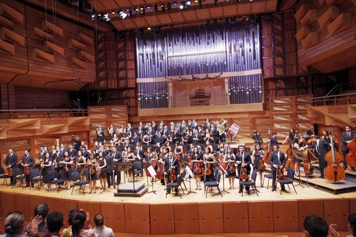 La Orquesta Sinfónica Juvenil de Carabobo nació en el año 2003 con un encuentro entre músicos porteños y valencianos