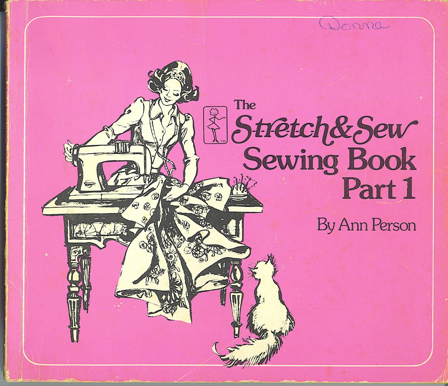 Donna\'s Stuff & More: Stretch & Sew Patterns